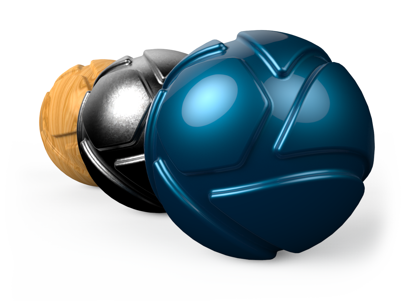 KeyShot-5-Material-Ball